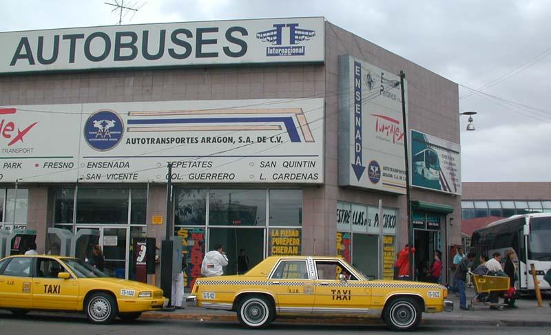 Voleto de autobus de gto. gto a Tijuana? - Yahoo! Answers